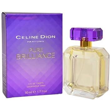 Celine Dion Pure Brilliance By Celine Dion Edt Spray 1.7 Oz