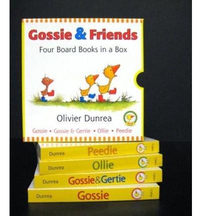 Download By Olivier Dunrea Gossie and Friends Board Book Set (Gossie & Friends) (Slp Brdbk) ebook