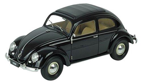 1/18 VW クラシック ビートル(ブラック) WE18040BK