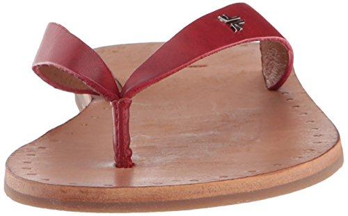 Frye Flip Red Logo Ally Women's Flop 71qrA7x