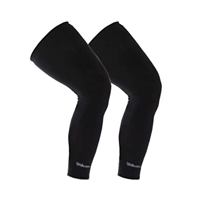 89039551f4fea YDHXBFQY FH Sports Knee Pads, Basketball Leggings, Long Men and Women  Sports Running Equipment