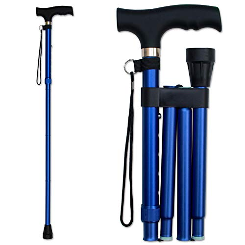 RMS Folding Cane Lightweight Collapsible product image