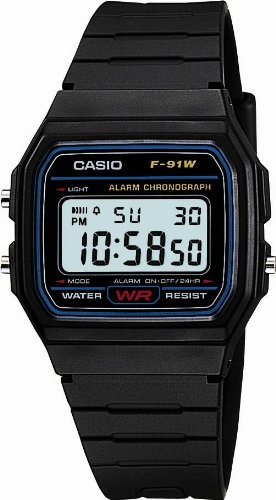 Casio Led Light Watch in US - 3