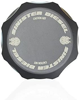 6.7 6.4 Sinister Diesel Degas Bottle Cap for 1994-Current 7.3 6.0