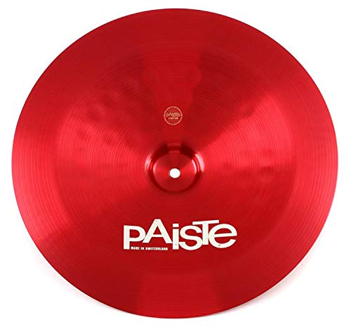 Paiste Color Sound 900 China Cymbal - 16' - Red