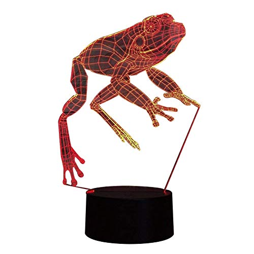 Acrylic Frog Led Light in US - 2