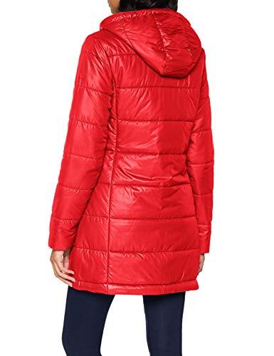 Delle Rosso Pepe Inverno Donne Parka Jeans B48nBq0xF6