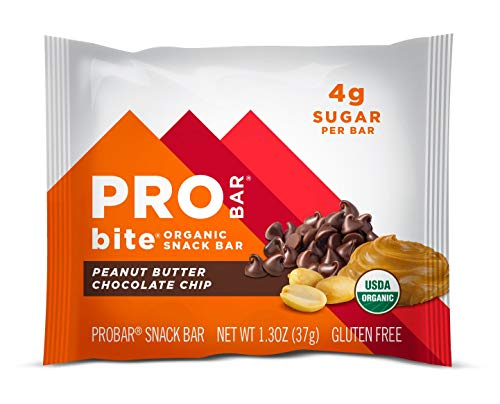 Probar Bite, Sports Nutrition, Peanut Butter Chocolate Chip, 1 Ct
