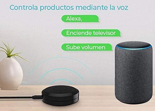 Mando a Distancia Infrarrojo Universal móviles Compatilble App teléfono Tuya Smart NAS IR03W NeoCoolCam Smart Remote. Compatible asistentes de Voz. Google Home Assistant. Amazon Alexa Echo. IFTTT: Amazon.es: Electrónica
