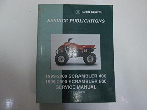 Polaris service manual trainers4me 1999 2000 polaris scrambler 400 500 service repair manual stained factory oem sciox Images