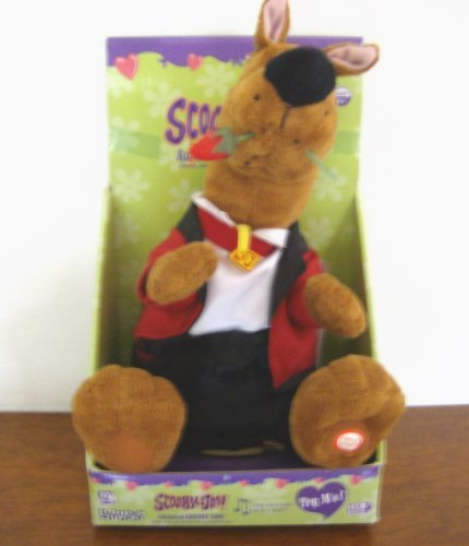 VALENTINE ROMANCIN ANIMATED SCOOBY-DOO SINGS & DANCES