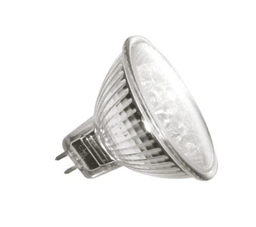 Kosnic MR16 Led 12 V Amarillo de bajo consumo bombilla Led 12 Leds 2 pin 30,000 horas precio de venta de día: Amazon.es: Iluminación