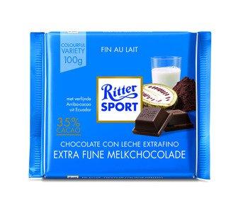 Ritter Sport miel de sal almendra 100gr / 3.53oz x11: Amazon.es: Alimentación y bebidas