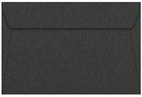 9x12 Stardream Onyx Presentation Envelopes - Booklet, 81T, 25 Pack
