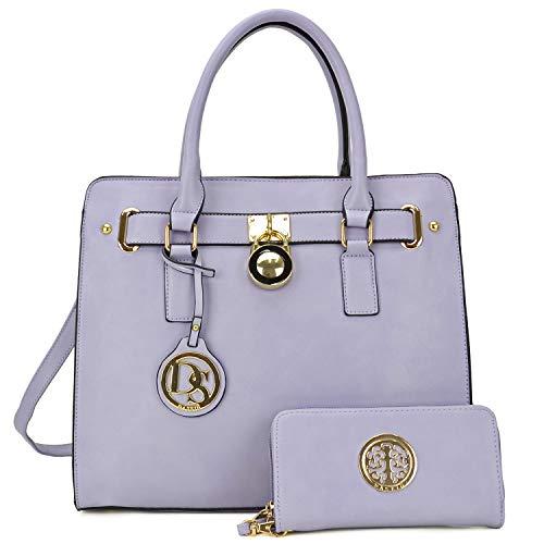 Purple Designer Handbags - 8