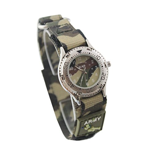 Buy camouflage kids watches
