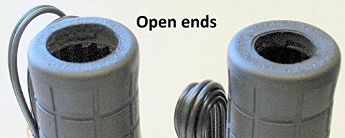 Hot Grips model 575-875 OPEN ENDS 575-876 (Gl1800 Heated Grips)