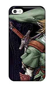 Top Quality Protection The Legend Of Zelda Twilight Princess Case Cover For Iphone 5/5s
