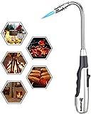 Larruping Torch Lighter Candle Butane Lighter 360