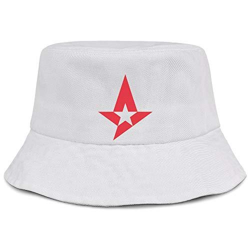 Astrialis-Logo Men's Bucket Hats Hip Hop Bucket Cap