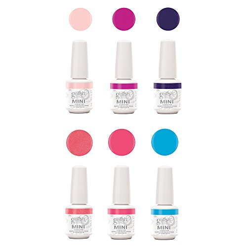 Gelish Mini Selfie Collection 9 mL Bottle Soak Off Gel Nail