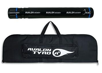 Avalon A2 Take Down Bow Bag Arrow Cannister
