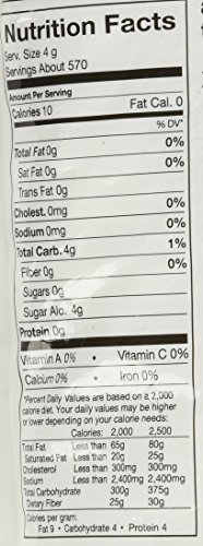 Natural Traders - USA Birch Xylitol - 5lb Non GMO, Kosher, Gluten Free Bag