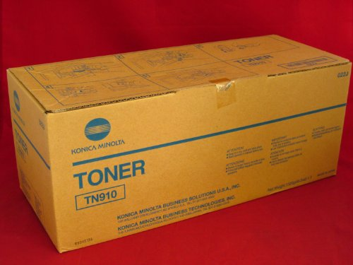 NEW KONICA MINOLTA OEM 022J TONER CARTRIDGE (BLACK) (Toner/Cartridges) by Konica