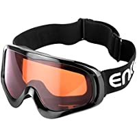 ENKEEO Motorcycle Goggles ATV Dirt Bike Off Road Racing...