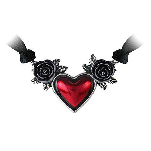 Alchemy Gothic Blood Heart Pendant (Alchemy Gothic)