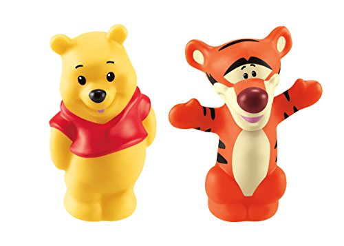 Fisher-Price Little People Magic of Disney Pooh & Tigger (Tigger Toy)
