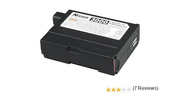 Nissin N082 - Batería de recambio, PS-8: Amazon.es: Electrónica