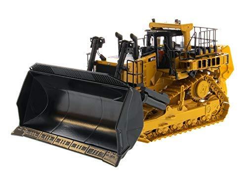 Diecast Masters CAT Caterpillar D11T CD Carrydozer with Operator High Line Series 1/50 Diecast Model -