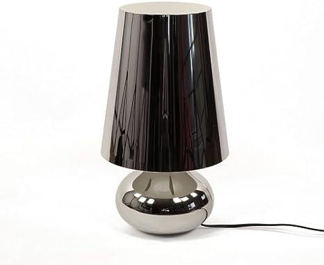 Foscarini Lampada Da Tavolo Caboche 1 Luce G9 H 38 Cm Dimmerabile Trasparente Amazon It Illuminazione