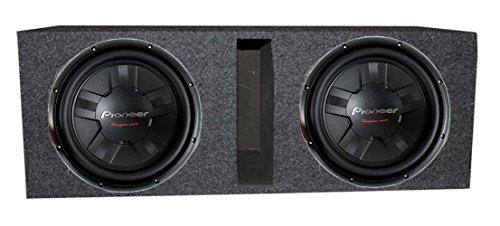 2) Pioneer TS-W311D4 12