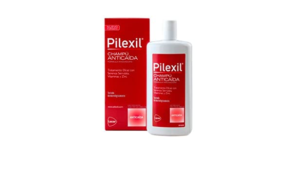 Amazon.com : PILEXIL CHAMPU SHAMPOO ANTICAIDA 500ML - HAIR LOSS - ANTI QUEDA Treatment Hair : Beauty