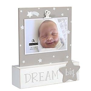 Malden International Designs 4731-01 Baby Memories Picture Frame