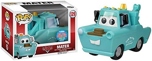Cars Mater Action Figure Funko POP Disney