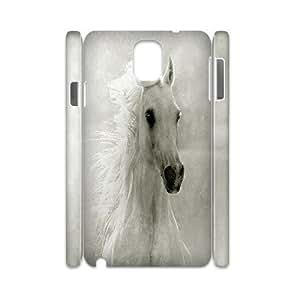 GGMMXO Horse Phone 3D Case For Samsung Galaxy note 3 N9000 [Pattern-1]