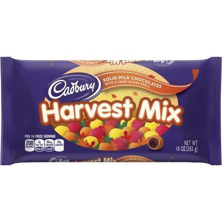 Cadbury Harvest Mix Halloween (Pack of 2) ()