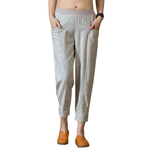 Donna Libero LaoZanA Tempo Pantalone Qualit Di Alta 6dPBxwq7PW