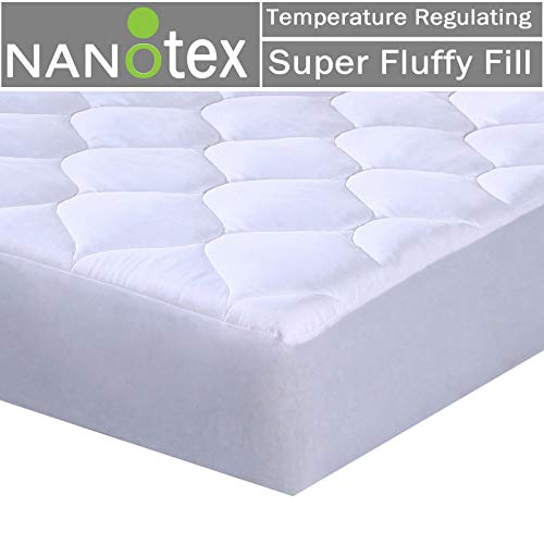 Great Quality and very comfortable mattress pad.