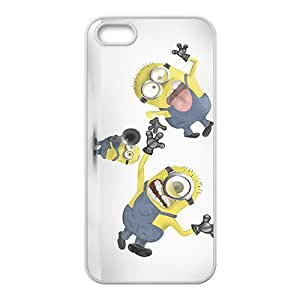 Cartoon Character The Minions Mobile Phone Case Accessory by Apple iphone 5s