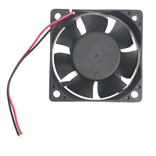 RDM6025S 6025 DC 12V 0.10A 3000RPM 60x60x25mm Cooling Fan