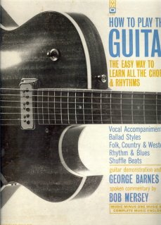 How To Play The Guitar The Easy Way To Learn All The Chords & Rhythms by MMO