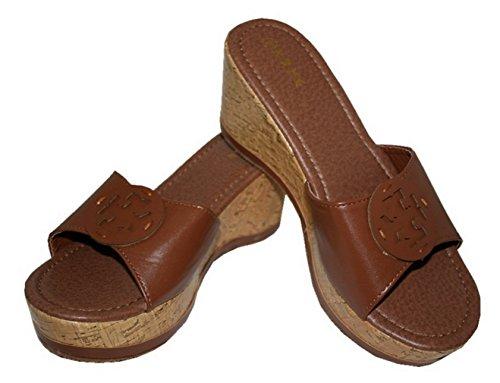 Sandales avec applications (059) beige taille 39
