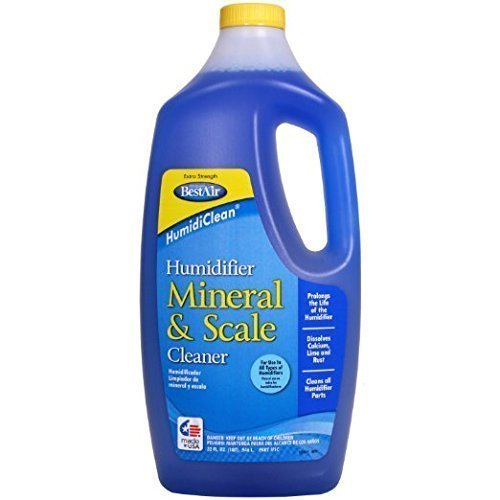 BestAir 1C-6 Humidiclean Extra Strength Humidifier Cleaner 1