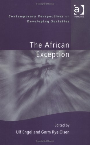 The African Exception (Contemporary Perspectives on Developing Societies)