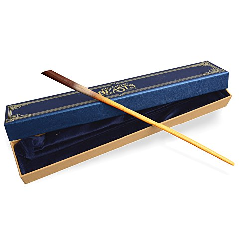 Beautyshop The Wand of Newt Scamander Harry Potter Collectible Wand with Collector's Box