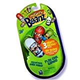 Spin Master Mighty Beanz 2009 NEW Series 1 Booster Pack 3 Beans